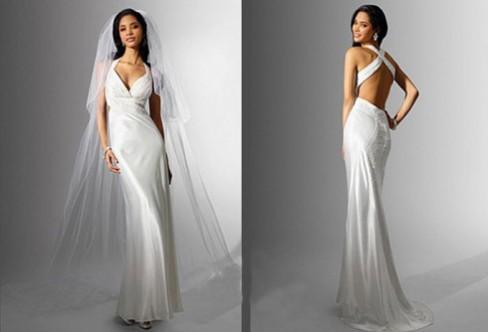 Um guia do que combina com suas formas – 6 silhuetas de vestido de noiva!