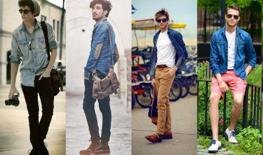 Aposte na nova moda visual moderna e despojada!