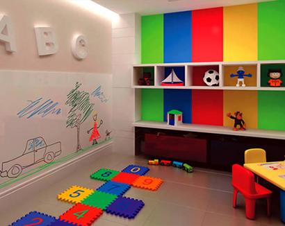 Como fazer um espaço para seu filho brincar